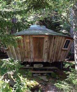 Rustic Yurt - Tagdumbash - Circleville - 蒙古包