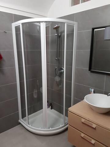 Stanza privata con bagno