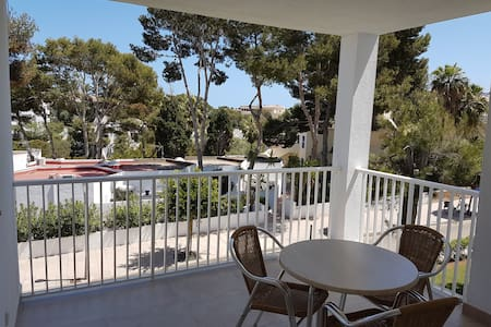 Apartment near to the beach of Cala Ferrera