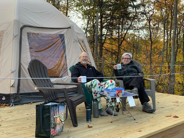 Adirondack Mountain Hideaway