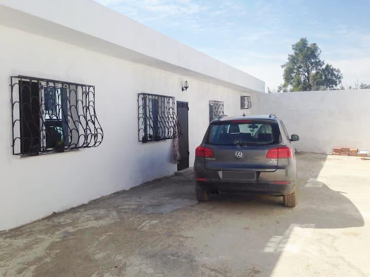 Location studio Hammamet Grombalia