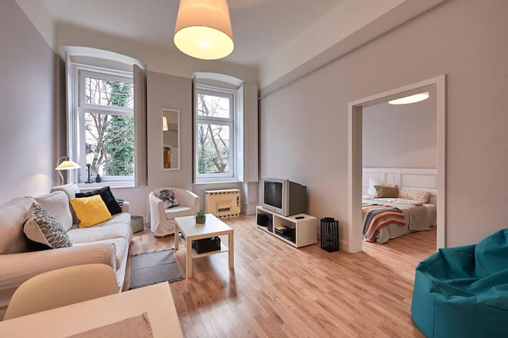 Brand New: Maros Apt. right at Buda Castle - Budapešť - Byt