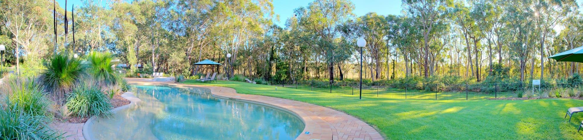 Port Stephens Treescape Holiday Park