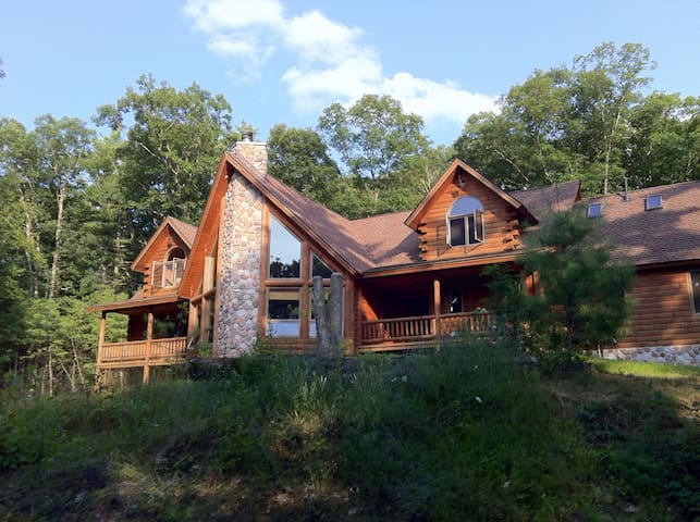 Ravenscliff-Zen Catskill Mountain Retreat - Olivebridge