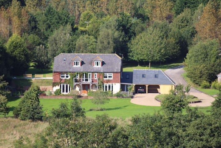 Spacious house, magnificent setting - Bidborough - House