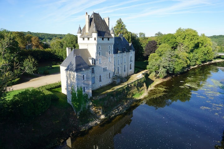 Chateau de la Tour - Chambre Bleu