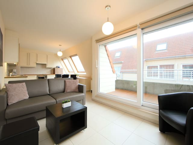 Apartment Residentie Havenhuys I for 2 persons