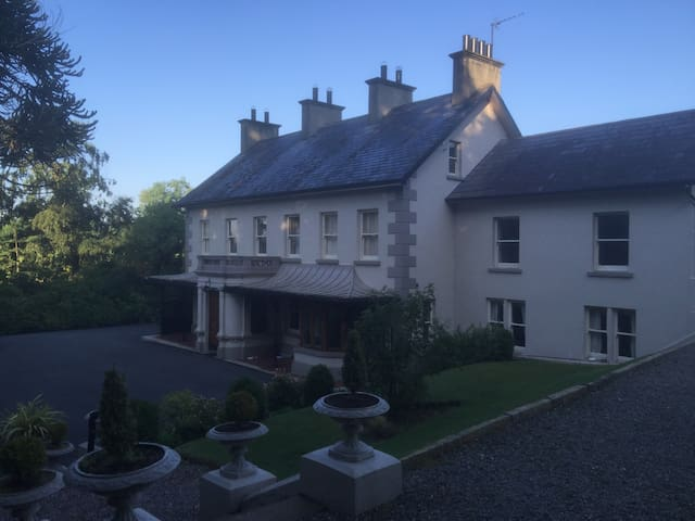 Beautiful 18th century stately home - Donaghcloney - Hus