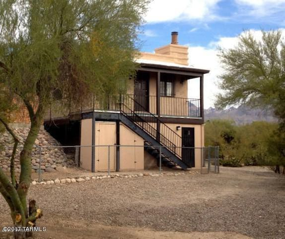 Private 1 bedroom with pool and tremendous views. - Tucson