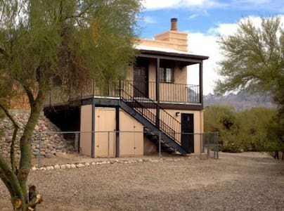 Private 1 bedroom with pool and tremendous views. - Tucson - House