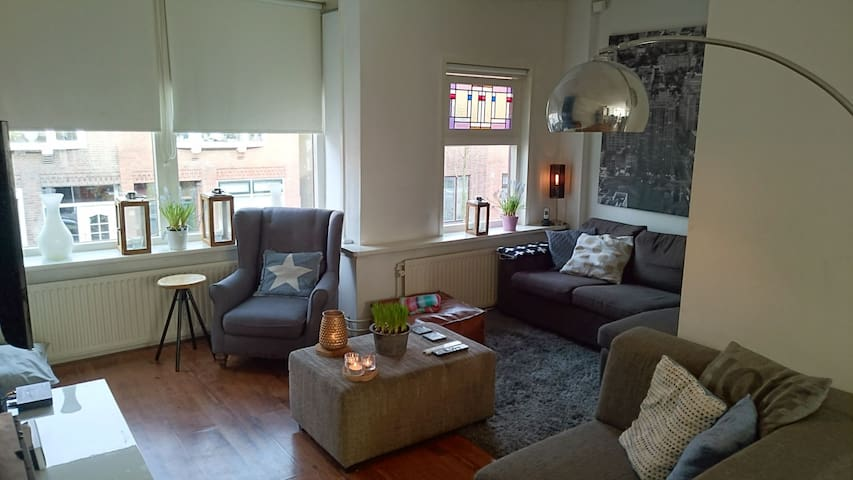 Appartement in Vlaardingen-centre - Vlaardingen - Huoneisto