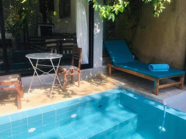 Unakanda Lower Garden Suite