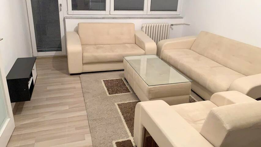 Prishtina apartment near city-center