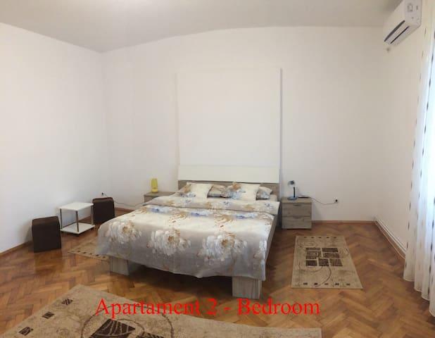 Apartament Bastionul Theresia 2