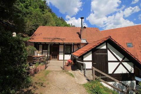 Storage house at the Hasenhof