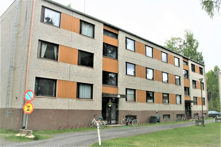One-bedroom apartment (with balcony) in Meri-Pori, Pori - Juhanintie 12