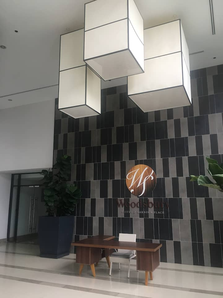 Woodsbury Suites (Cozy) 7722 @ Butterworth Penang