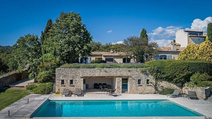 Domaine de l'Enclos - Family Suite with view