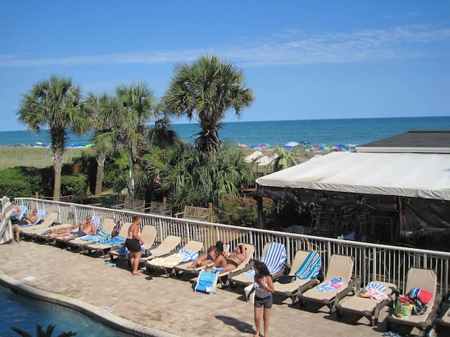 Bargain Myrtle Beach august 19 - North Myrtle Beach - Apartamento