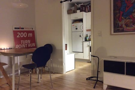 1-room apartment in a quiet area - Holte - Appartement