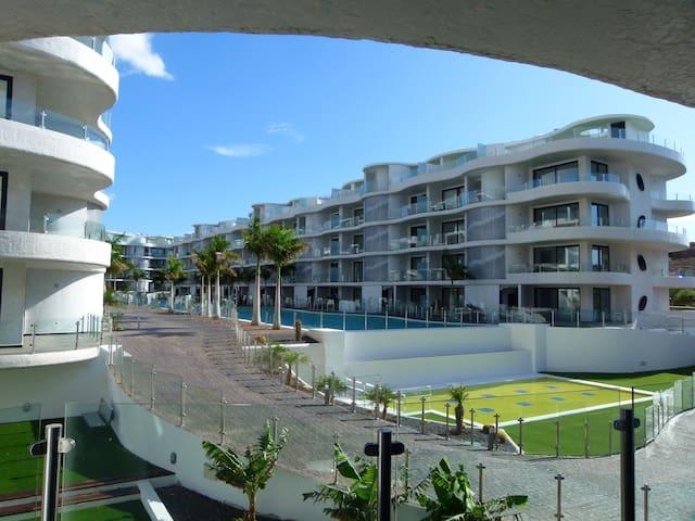 Luxe appartement in nieuw complex - Palm-Mar - Byt