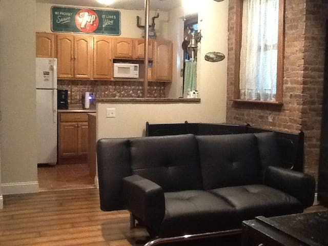 Economical One Bedroom Apt in NYC! - Queens - Condominium