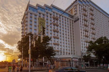 Новая студия в ЖК Большой, в центре, на ул Красной - Краснодар - Апартаменты