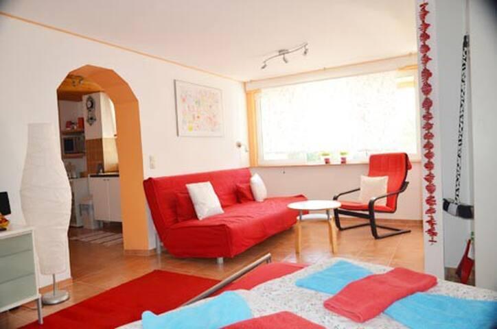 Bernds(T)einzimmer