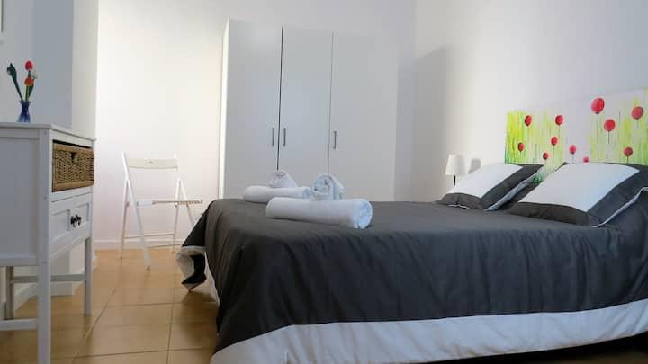 apartamento centrico y comfortable