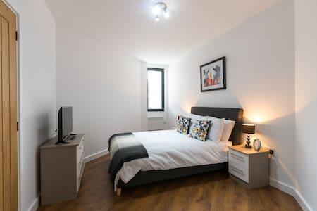 City Centre, Ground Floor, One Bed apartment (18) - Peterborough