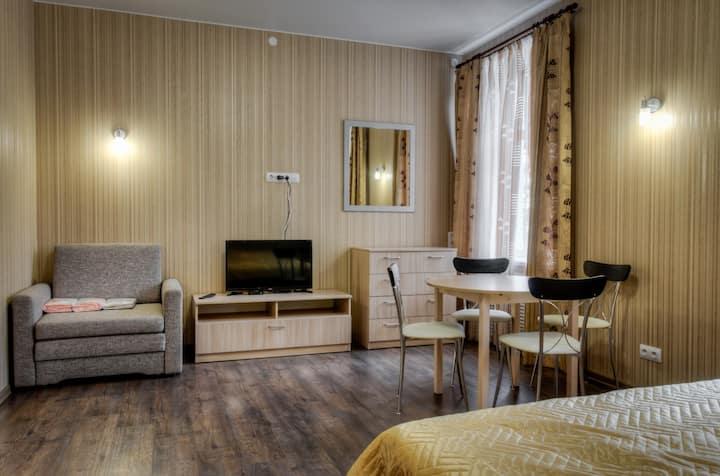 Апартаменты в Центре Пскова