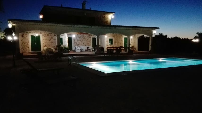 "Casa vacacional ""Los Almendros"" - Sencelles - วิลล่า"