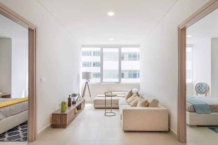 Upscale Condo - Brand NEW - Fully Sanitized
