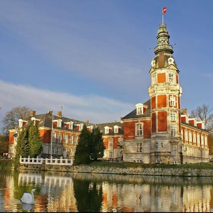 Værelse Hvedholm Slot