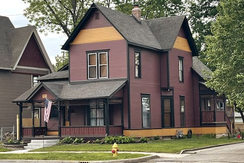 Updated Historic Home, in the Heart of Greenfield