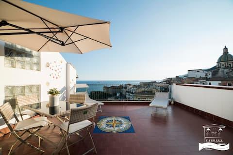 Palazzo Carrano - The Ravello  Apartment