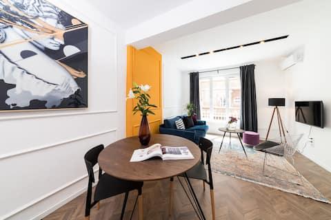 Designer Dream Home Next to Vitosha Blvd