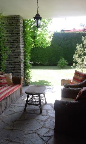 Portichetto giardino