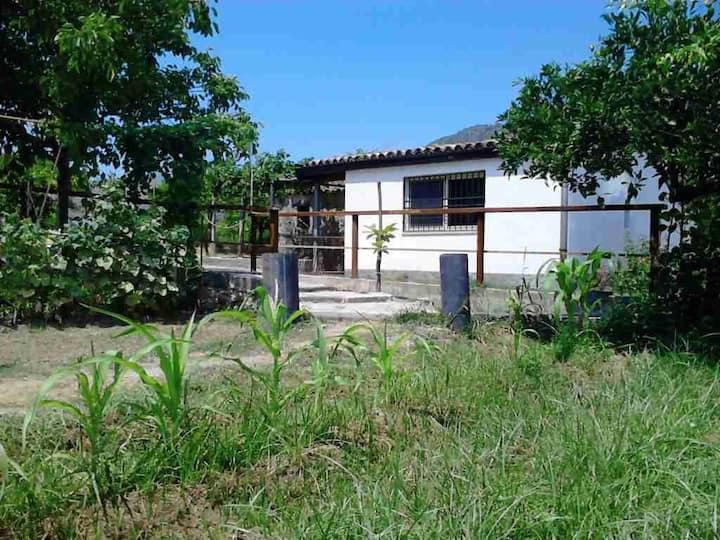 Casa di campagna indipendente Valle dell'Alcantara