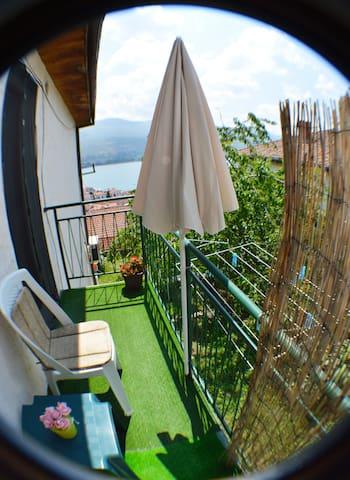 Green studio in the old town - Villa Ohrid