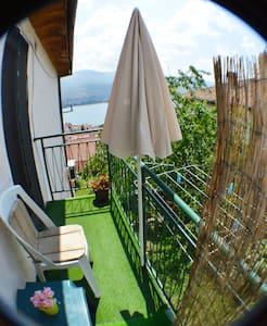 Green studio in the old town - Villa Ohrid