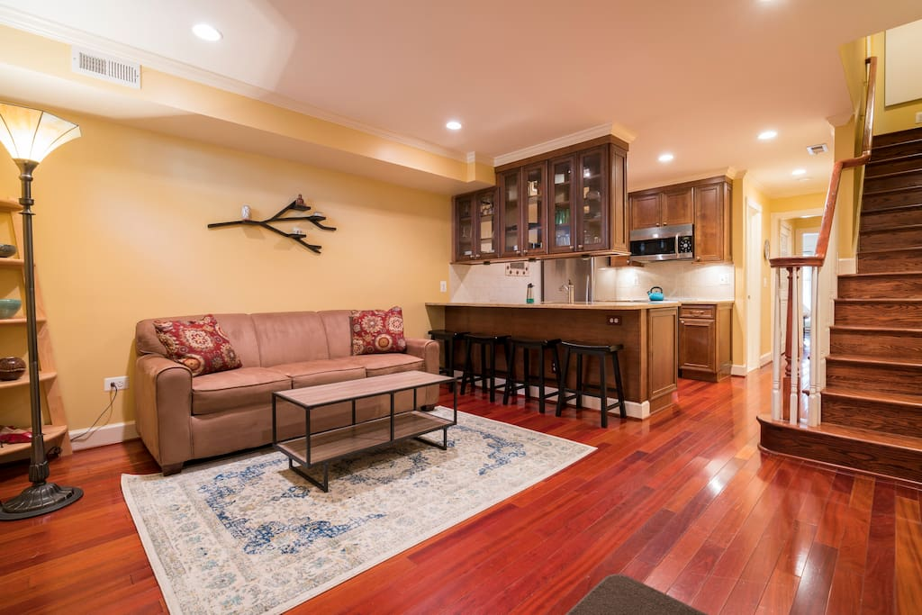 Renovated one bedroom apt in historic old town - One bedroom apartments alexandria va ...