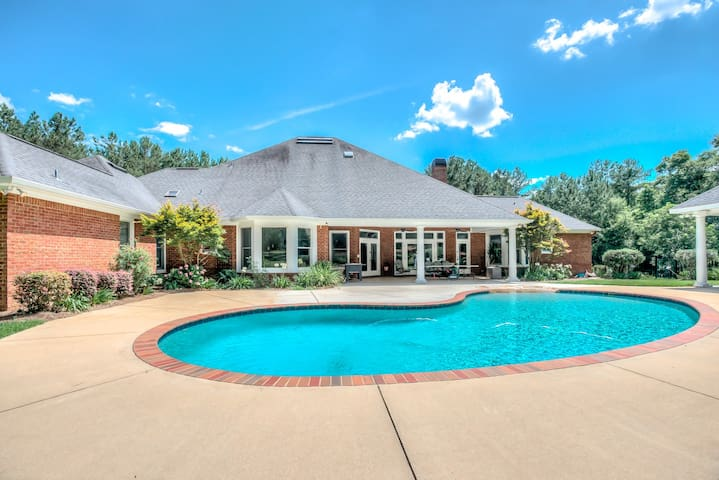 Family-Friendly Retreat With Real Southern Charm