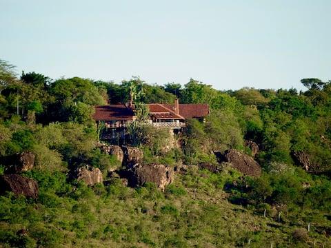 Kiota Safari House.