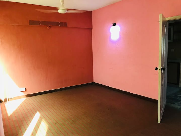 Flat for Rent at Saba Commercial DHA (Sea Facing)