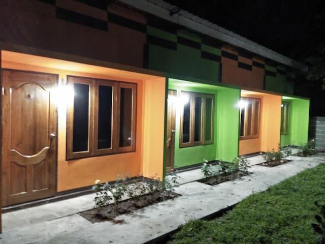 donuthousepai resort - Pai - Apartamento