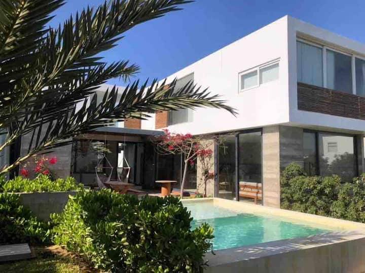 ★Casa Areia★ Casa con piscina en la bahía