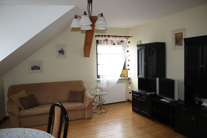 Comfortable  apartment in city center.