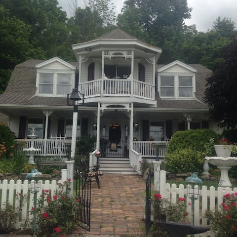 Caroline's Bed and Breakfast - Wilmington - Inap sarapan