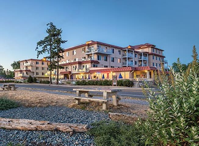 Washington-Blaine Resort 1 Bdrm Condo - Birch Bay - Ortak mülk